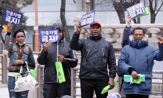 外籍雇工也是韩国社会一员? 多数韩国人并不这样想