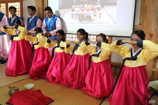 在韩外国留学生增加 多数为亚洲国家短期语言生