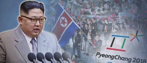 民调:近八成韩国人支持朝鲜参加平昌冬奥