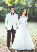 LAドジャースのリュ・ヒョンジン & ペ・ジヒョンアナウンサー、5日新羅ホテルで結婚式挙行