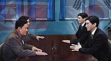 """朝鲜接受9日南北会谈提议 """"将商讨平昌冬奥及南北关系"""""""