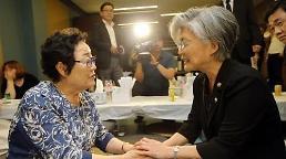 .韩政府就慰安妇协议表态前征求受害方意见.