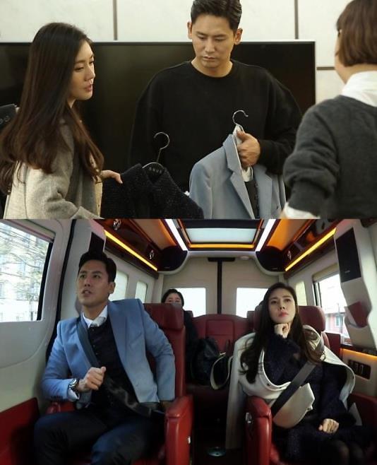 《同床异梦2》预告 于晓光秋瓷炫参加国宾晚宴遇堵车!