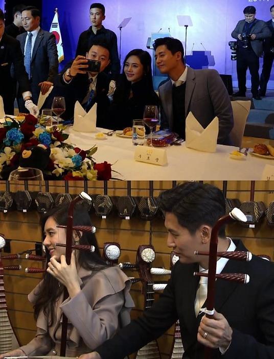 《同床异梦2》预告 公开于晓光和秋瓷炫参加国宾晚宴花絮