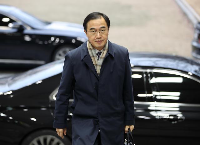 韩统一部长官:韩朝会谈将重点讨论朝鲜参奥