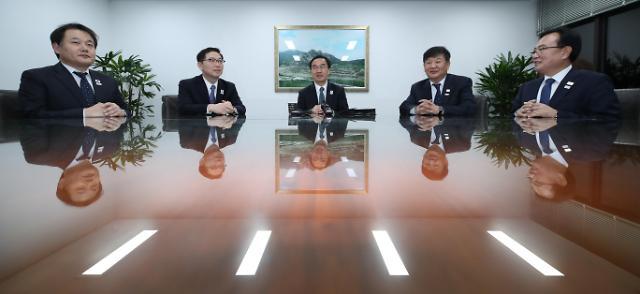 南北高层会谈今日举行 重点商讨朝鲜参奥