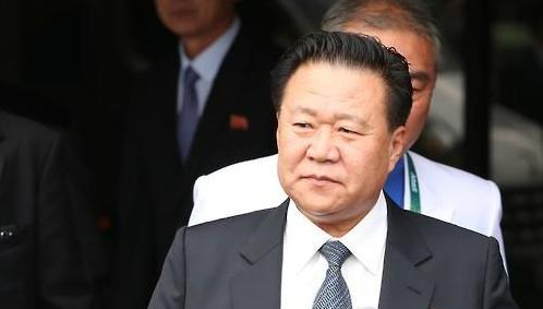 韩官方证实崔龙海掌管朝鲜中组部