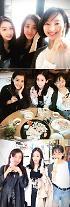 """[★SNS#] 안미나, '강철비' 박은혜 원진아와 다정샷 """"#대구맛집탐방 #이런경험처음"""""""