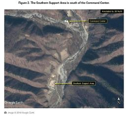.Significant tunneling detected at N. Koreas nuclear test site: 38 North.