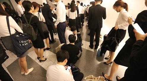 韩青年失业率一路攀高 同世界各国形成对照