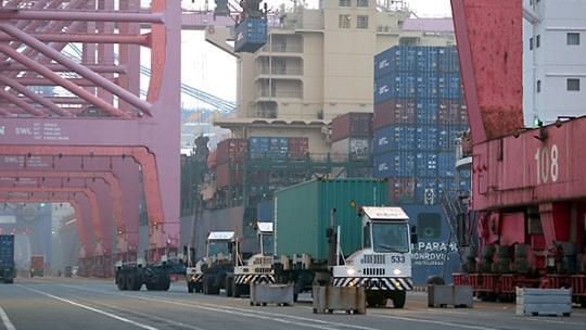 韩国今年有望取代荷兰 跻身全球五大出口强国之列