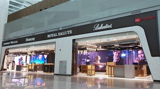 仁川机场第2航站楼启用 惹人注目的是这三家免税店