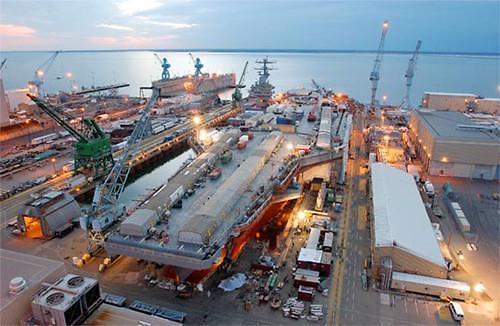 """韩中小造船厂陷""""订单荒""""  中国企业或坐收渔翁之利"""