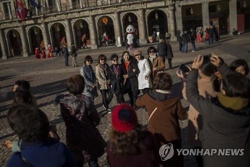 세계에서 관광객이 가장 많이 가는 국가는 어디?
