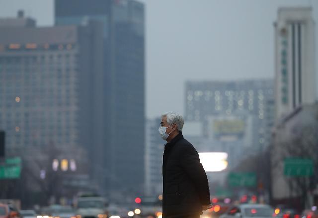 首尔市发布雾霾敏感人群预警