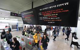 .首尔雾霾天公共交通免费措施收效甚微 花费60亿韩元税金交通量仅减少1.8%.