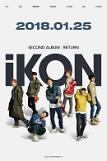 .iKON25日发正规二辑 B.I担任全部歌曲作词作曲.