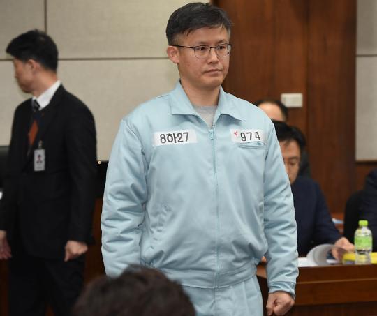 [법과 정치] 문고리 정호성, 박근혜 전 대통령은 기업을 위해 애쓴 분