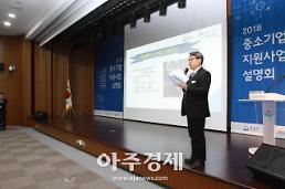 성남산업진흥재단, 2018년 중소기업 지원사업 설명회 성료