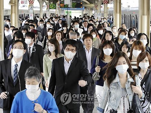 일본인들은 왜 미세먼지가 없어도 마스크를 쓸까?