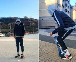 [★SNS#] 류준열, 스키장에서 쭈구리 된 채 펴…평창ㅎ 화…와이티잉