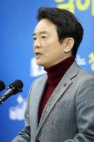남경필, 미세먼지 해결책...경기도‧서울시‧인천시 3자 회동 제안