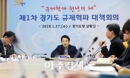 """남경필 """"수도권 규제혁파 돌파하는 정치적 과정 책임지겠다"""