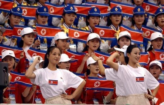 朝鲜将派230名啦啦队员参加平昌冬奥会
