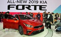 [2018デトロイトモーターショー]起亜車、6年ぶりに変わった「新型K3」初公開