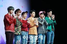[AJU★종합] 아시아 투어도 성료…프로젝트 그룹 JBJ, 꽃이야로 계약연장 향헤 정조준