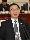 .韩统一部新年工作汇报:将筹划落实半岛经济新布局.