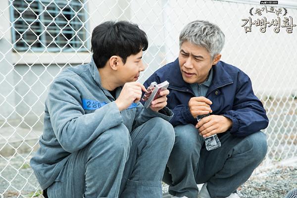 申源浩导演拍什么火什么! 《机智的监狱生活》以超高收视完美收官