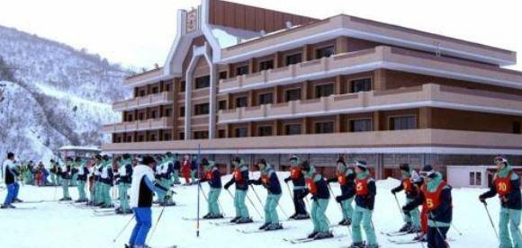南·北 스키 공동훈련 마식령 스키장은 어떤 곳?