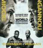 미오치치 VS 은가누, UFC 헤비급 사상 처음으로 나온 판정승…승자는 누구?