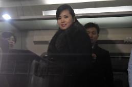 .朝鲜艺术团先遣队从江陵赴首尔考察.