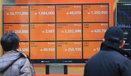 .韩国政府:将收取虚拟货币交易所24.2%所得税.