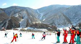 선발대 12명, 방북 일정 시작…마식령 스키장도 점검