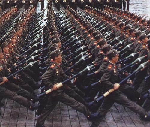 朝鲜将建军节改回2月8日 今年为平昌冬奥开幕前夕