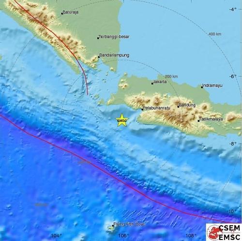 인도네시아 강진, 일본 화산 폭발…꿈틀대는 불의 고리에 불안감 가중