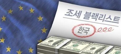 欧盟从避税港黑名单中撤下韩国
