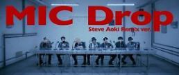 .防弹少年团《MIC Drop》连续8周进入美公告牌TOP100.