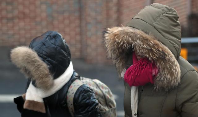 首尔迎今冬最冷早晨 最低气温零下15.6度