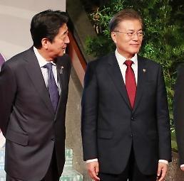 .日本政府向韩提议商讨安倍出席平昌冬奥事宜.
