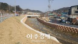 용인시, 유방천 등 소하천 6곳 정비 추진...여름철 홍수 대비