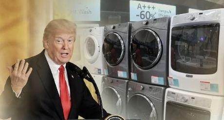 美 세탁기·태양광 관세폭탄…정부, 양자협의로 보상 요청