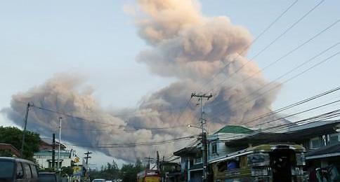 불의 고리 분노에 공포의 지구촌…美 알래스카 강진, 필리핀 화산까지