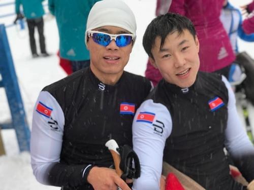 朝鲜2名选手完成平昌冬残奥登记 静待外卡名单