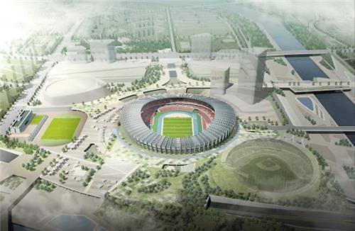 汉城奥运会主赛场将全面改造 2025年变身新型运动文化中心