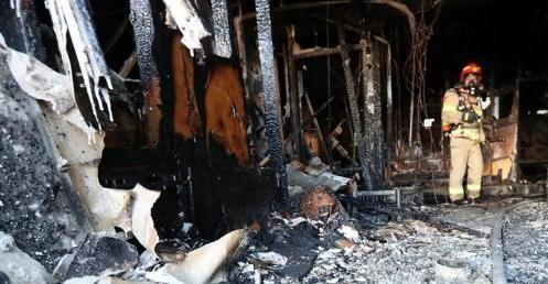 韩消防部门:密阳火灾造成112人死伤