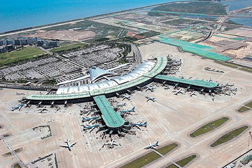 韩2017年航空旅客吞吐量创新高
